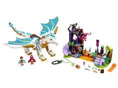 LEGO Elves 41179 - Queen Dragon's Rescue - Photo 3