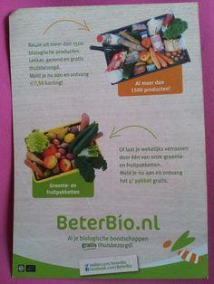 BeterBio.nl: Sterk> Duidelijk wat je er mee kan. Zwak> Vrij simpel.