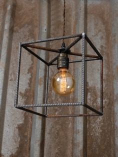 Industrial Lighting | Chantelle Lighting | Bespoke lighting UK