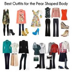 what to wear for your body shape - Bing Images