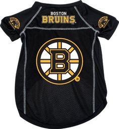69355ee924a Hunter MFG Boston Bruins Dog Jersey