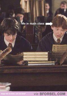Math Class Face…