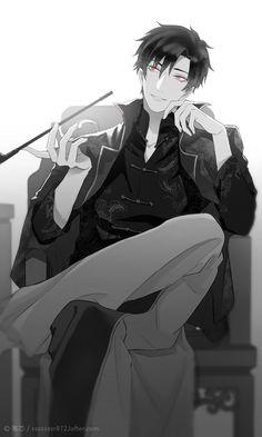 之前的民国pa终于赶出来了..... M Anime, Hot Anime Boy, Anime Art, Anime Boys, The Kings Avatar, Animated Man, Digital Art Anime, Handsome Anime Guys, Avatar Couple