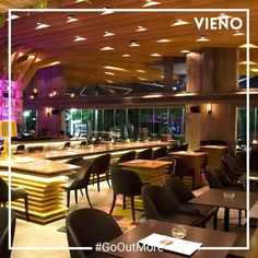 Discover new bars with VIENO app! Drinking Every Night, Cool Bars, Wednesday, Have Fun, Restaurant, App, Drinks, Places, Drinking