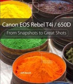 Great food photography shots snapshots to pdf from