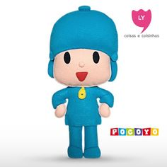 Pocoyo É o personagem principal da série e o programa gira em torno de suas…