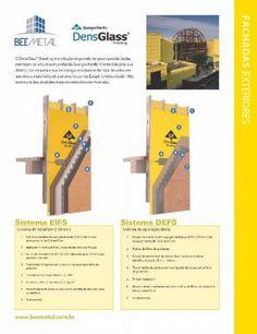 DensGlass® Sheating placa 2,44x1,22