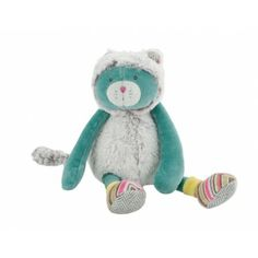Petit chat bleu, Les Pachats, Moulin Roty