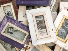 DIN A5 Panorama - wunderbar für alles im DIN Lang Format: Flyer, Konzertkarten oder altmodische Flugtickets. Shops, Wood Framed Mirror, Flyer, Picture Frames, Din Lang, Vintage, Pictures, Home Decor, Concert Tickets