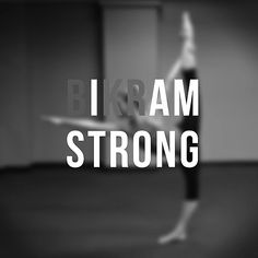 Get ready to be stronger ❤ | Loved and pinned by www.downdogboutique.com #yoga…