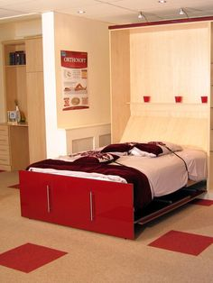 62 Best Hideaway Bed Images Alcove Bed Murphy Bed