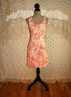 Silk Chiffon Dress Sleeveless Summer Dress by MagpieandOtis
