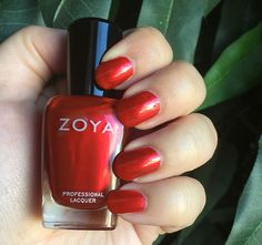 Zoya Ember from the Flair Collection | My Beauty Bunny