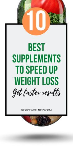Diet and exercise is the best formula for weight loss, but that doesn't mean there aren't other things you can do to speed up the process. Here are the 10 best supplements for weight loss… Lose Weight In A Week, Diet Plans To Lose Weight, Losing Weight Tips, Weight Loss Goals, Best Weight Loss, How To Lose Weight Fast, Supplements For Women, Best Supplements, Weight Loss Supplements