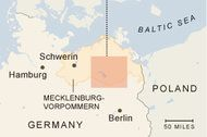 North of Berlin, a Quiet Land of Lakes - NYTimes.com