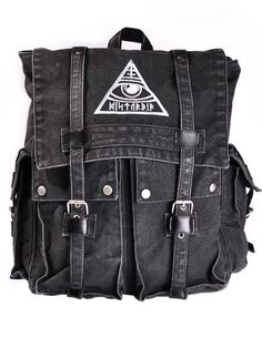 All-Seeing Backpack, $42 #bags