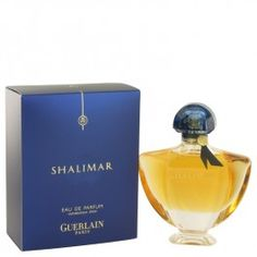 Shalimar by Guerlain|Raw Beauty Studio