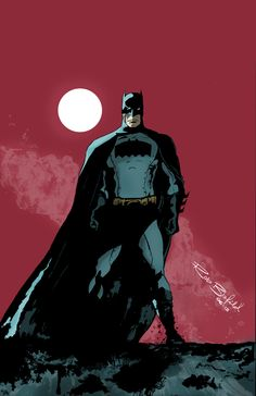 Batman 1 Completed by RobBlofield.deviantart.com