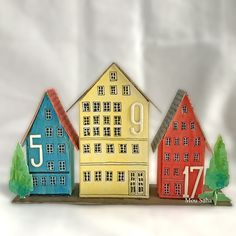 These Tiny Houses Are The Perfect DIY For This Week! / Sizzix Blog - The Start of Something You