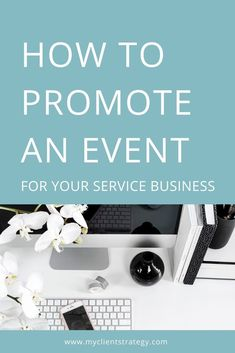 Want to know how to promote an event, so you can fill more seats and increase your registrations? Well, here's 10 helpful tips to successfully promote an event for your service-based business. Email Marketing Design, Marketing Budget, Email Marketing Strategy, Event Marketing, Small Business Marketing, Marketing Tools, Social Media Marketing, Business Events, Digital Marketing