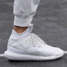 Adidas Y3 Qasa High Triple White - ค้นหาด้วย Google