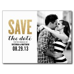 Make sure your guests know about your big day with postcards from Zazzle. Shop from our wide selection of Save-the-Date postcards today! Vintage Save The Dates, Modern Save The Dates, Save The Date Photos, Save The Date Postcards, Wedding Save The Dates, Photo Postcards, Save The Date Cards, Custom Postcards, Save The Date Invitations