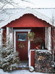 Made In Persbo: Julstämning både ute och inne