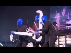 Blue Man Group: Pipes Great demonstration of how pipe length affects pitch Music Education Games, Teaching Music, Instruments Of The Orchestra, Orff Activities, Sound Science, Music Classroom, Music Teachers, Blue Man Group, Family Album