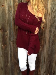 Cabin Fever Sweater from Lola Jeannine