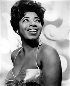 Dakota Staton. Wonderful underrated jazz vocalist. There is Barbra Streisand, Celine Dionne, Judy Garland and then there is Dakota Staton a powerful voice check out Dakota 66' and you'll agree she has to be Stevie Wonders counterpart in music.