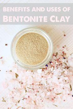 Bentonite Clay and o