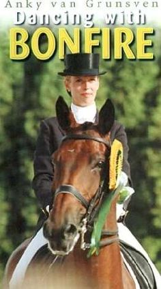 RIP: Anky van Grunsven's BONFIRE (30) overleden | Powervrouwen
