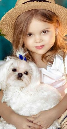 Me And My Dog, Man And Dog, Cute Dog Photos, Cute Baby Pictures, Little Girl Photography, Children Photography, Beautiful Children, Beautiful Babies, Animals For Kids