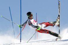 Fotografía realizada por el polaco Andrzej Grygiel, de la agencia polaca de noticias PAP, que ha ganado el segundo premio en la categoría Deportes y fotografías de acción de la 57ª edición del World Press Photo. En la imagen un participante en el Campeonato Internacional de Esquí, en Szczyrk (Polonia), el 24 de marzo de 2013. ANDRZEJ GRYGIEL