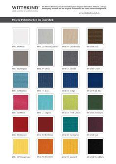 Stimmen Sie die Farbwahl der WITTEKIND Dekokissen auf die jeweilige Umgebung ab.