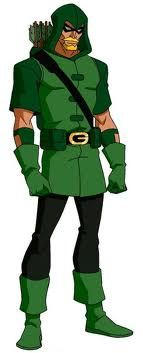 Green Arrow (Oliver Queen) is a 33 year old male who became a very known superhero. He is a member of the Justice League. Dc Heroes, Comic Book Heroes, Comic Books Art, Comic Art, Young Justice, Marvel Dc, Marvel Comics, Arsenal, Green Arrow Comics