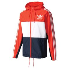 ADIDAS ORIGINALS ADICOLOR CALIFORNIA WINDBREAKER - MEN'S