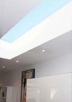 Roof light on flat roof Side Return Extension, Rear Extension, Architects London, Hampton Style, Residential Architect, Terraced House, Roof Light, Just Dream, Glass Ceiling