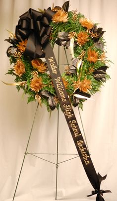 A Wreath for Walter Williams High School Orchestra