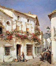El pleno nombrará al pintor local Manolín Fernández, Hijo Predilecto de Carmona    Manuel Fernández García, nacido en Carmona en ...
