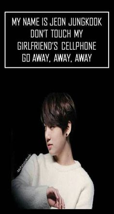 BTS Wallpapers, completed crdts: snoowy_ 2016 Awee 😍 thanks for saving my phone kookie 😍😍😍 Foto Jungkook, Kookie Bts, Bts Taehyung, Bts Bangtan Boy, Bts Name, Bts Wallpaper Lyrics, Dont Touch My Phone Wallpapers, Bts Texts, Bts Backgrounds