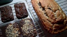 QMI AGENCY FILE PHOTO You can bake many items, from brownies to banana bread, without using ingredients that include gluten.