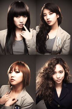 JIA SUZY MIN FEI | miss A [Independent Women, Pt. III - EP]