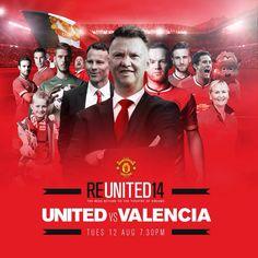 Van Gaal 1st official match