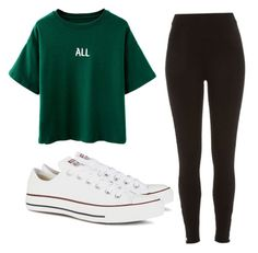 """""""Untitled #38"""" by monty-nalani on Polyvore featuring River Island and Converse"""