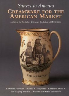 Success to America: Creamware for the American Market by Patricia A. Halfpenny, http://www.amazon.co.uk/dp/1851496319/ref=cm_sw_r_pi_dp_q95dtb1NSN4CN