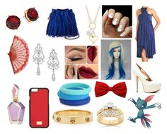 """""""#215 Sneasel Theme"""" by kitty-styles-horan-biedka ❤ liked on Polyvore featuring beauty, Finesque, Kobelli, Tory Burch, Chewbeads, STELLA McCARTNEY, Dolce&Gabbana, Wrapped In Love and Lauren Ralph Lauren"""