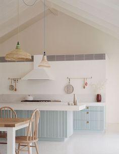 The Design Files, Küchen Design, House Design, Chair Design, Furniture Design, Home Interior, Kitchen Interior, Interior Architecture, Coastal Interior