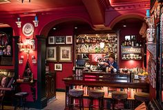 Seymour's Parlour is a welcome addition to London's nightlife
