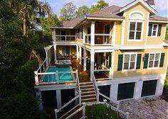 2 Quail Street | North Forest Beach Home Vacation Rental | Hilton Head Island, South Carolina, SC Hilton Head Island | South Carolina